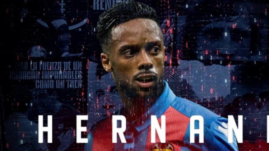 Oficial: Hernani, nuevo jugador del Levante UD
