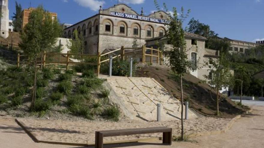 Ontinyent adjudica por 796.000 euros las obras de la primera nave del Museu Tèxtil
