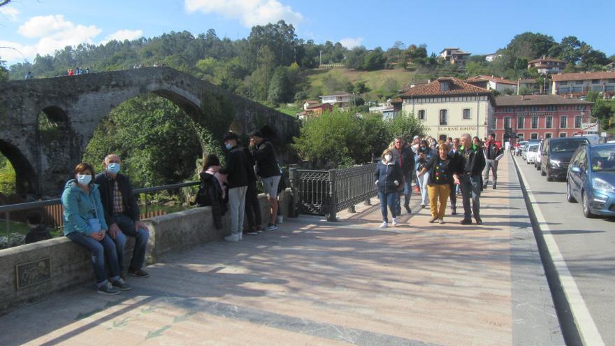 """Asturias roza el lleno en un puente del Pilar sin apenas restricciones: """"Podemos hablar de satisfacción"""""""