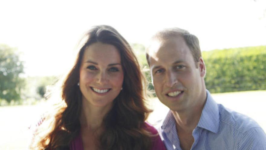 La reaparición de Kate Middleton