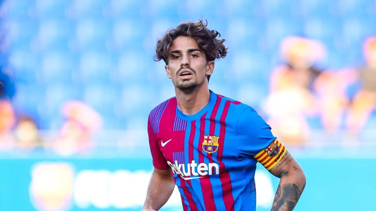 Collado jugará lejos del Camp Nou