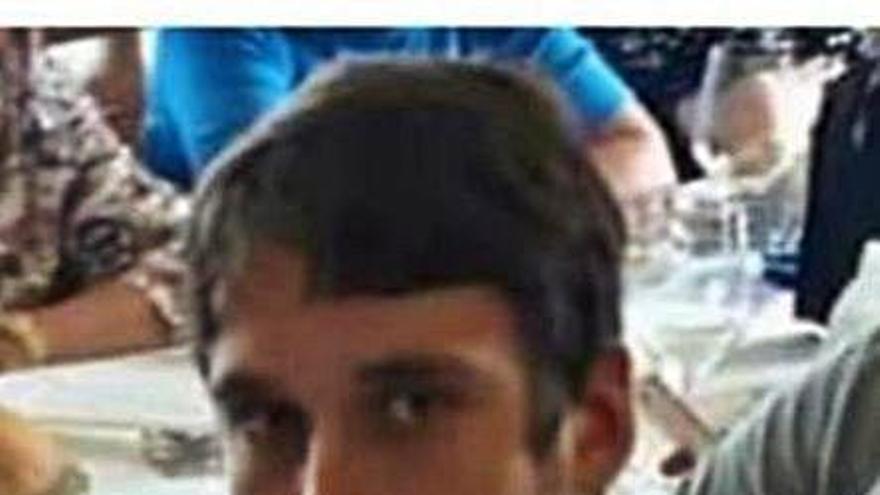 Un amplio despliegue permite hallar a un joven desaparecido