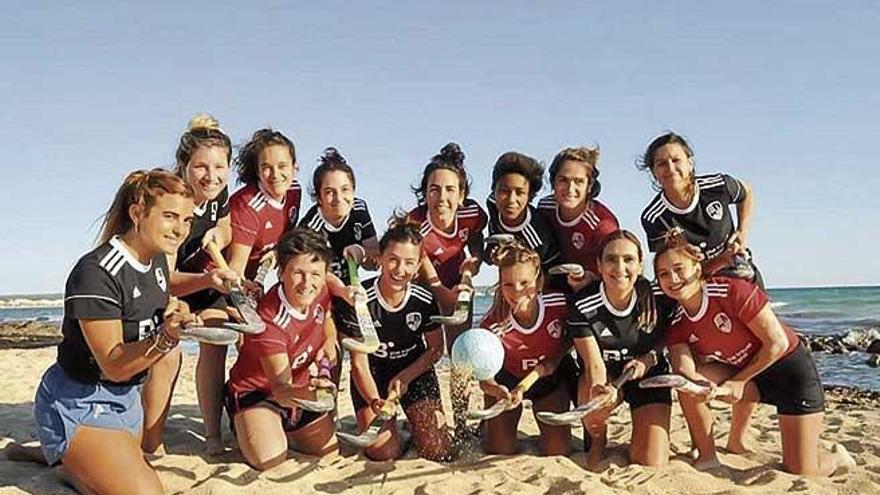 El Mallorca HC femenino ya está de pretemporada