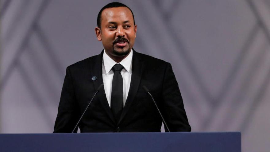 "Abiy Ahmed recibe el Nobel de la Paz: ""Hay que neutralizar la toxina del odio"""
