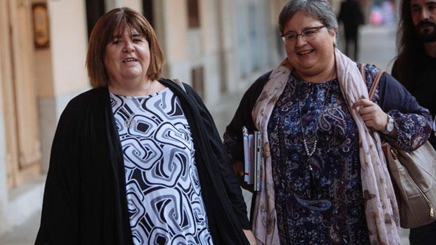 La juez rechaza el intento de Seijas de que se anule su expulsión de Podemos