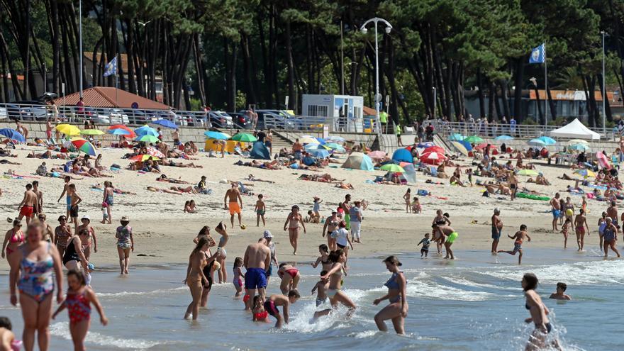¿Llega por fin el verano a Galicia?