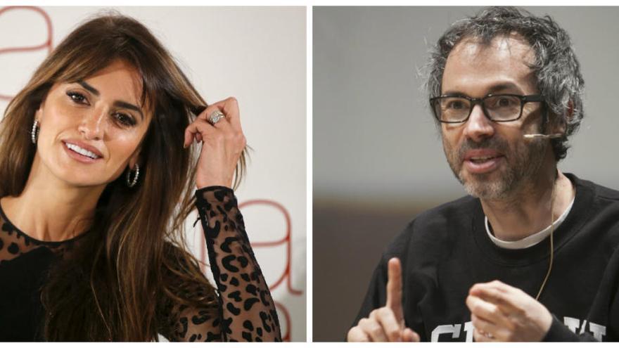 Los Goya no se conforman  con Silvia Abril y Buenafuente