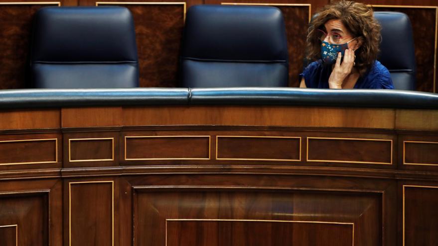 El Parlamento sigue adelante con los recursos al Constitucional pese al compromiso de Montero con el cine