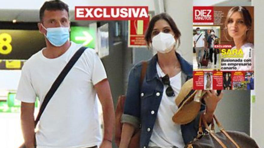 Un empresario canario, ¿nueva pareja de Sara Carbonero?