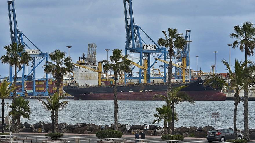 El Puerto se marca como objetivo para este año el acuerdo con la naviera MSC