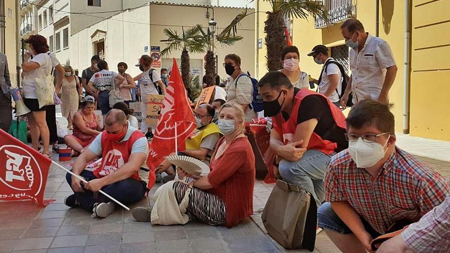 UGT exige a Oltra que abone la deuda con el Centro Ocupacional de La Xara de Dénia