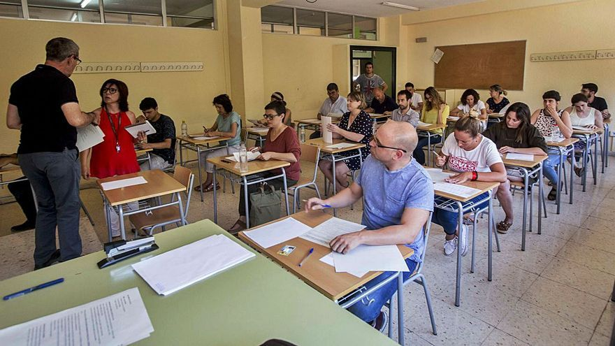 Los colegios bajarán la ratio el próximo curso en 3º de Primaria a 25 niños por aula