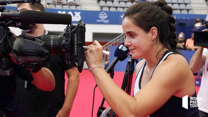 Paula Josemaría se apunta su tercera corona de la temporada