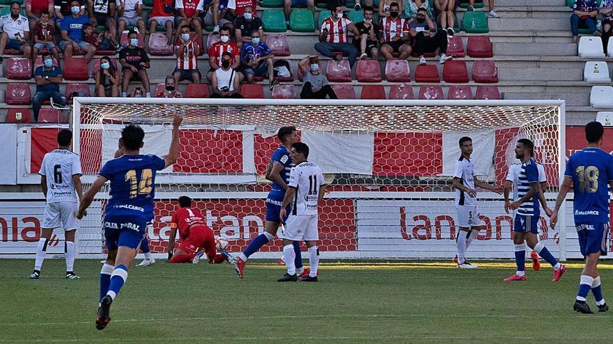 El Zamora CF tiene cinco sesiones para armar una defensa más sólida