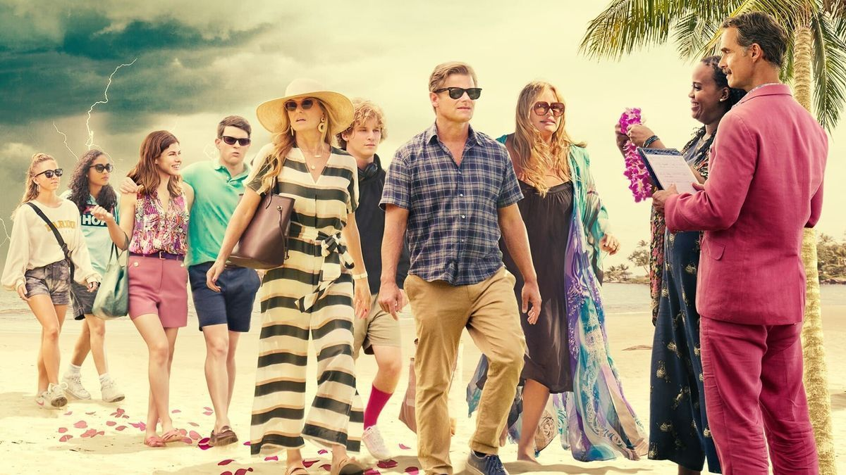 Imagen promocional de la primera temporada de la serie de HBO, The White Lotus. / INFORMACIÓN