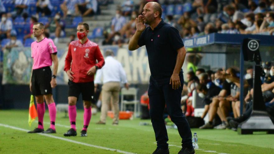 """José Alberto López: """"Hicimos un derroche extraordinario y creo que el resultado es incluso corto"""""""