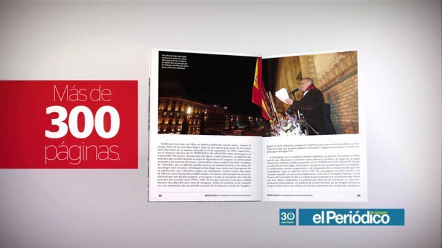 Labordeta, todos sus artículos en El Periódico de Aragón.