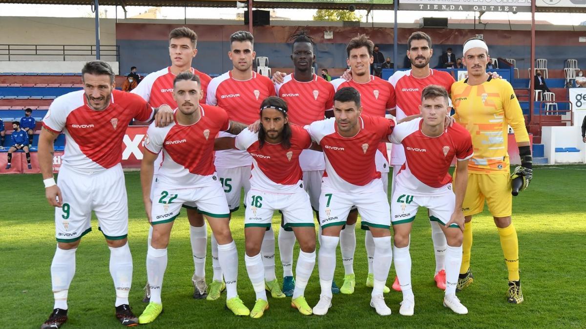 Las notas de los jugadores del Córdoba ante el Yeclano