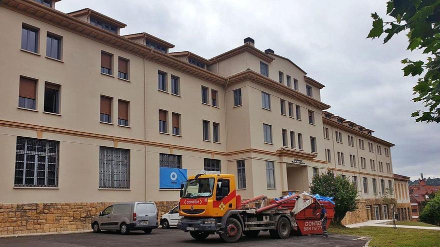El nuevo Seminario ya luce en Prao Picón