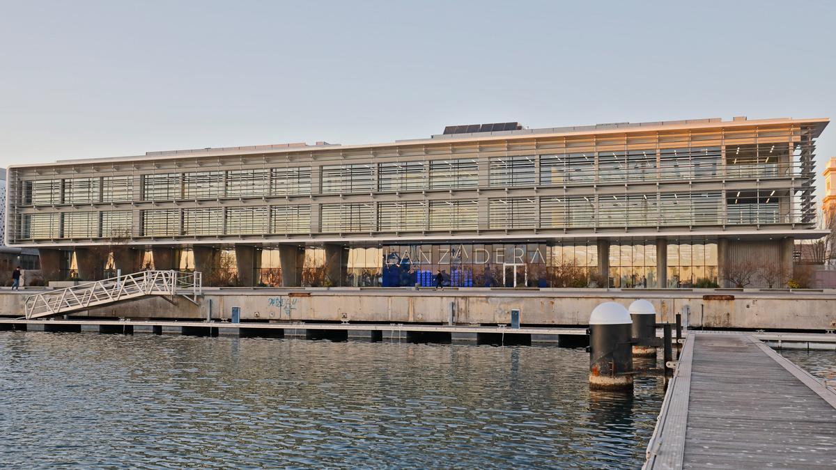 Sede de Lanzadera en Marina de Empresas.