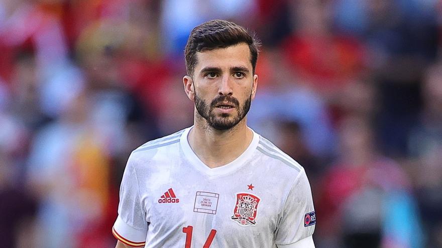 La familia de Gayà cuenta cómo vivió su debut en la Eurocopa