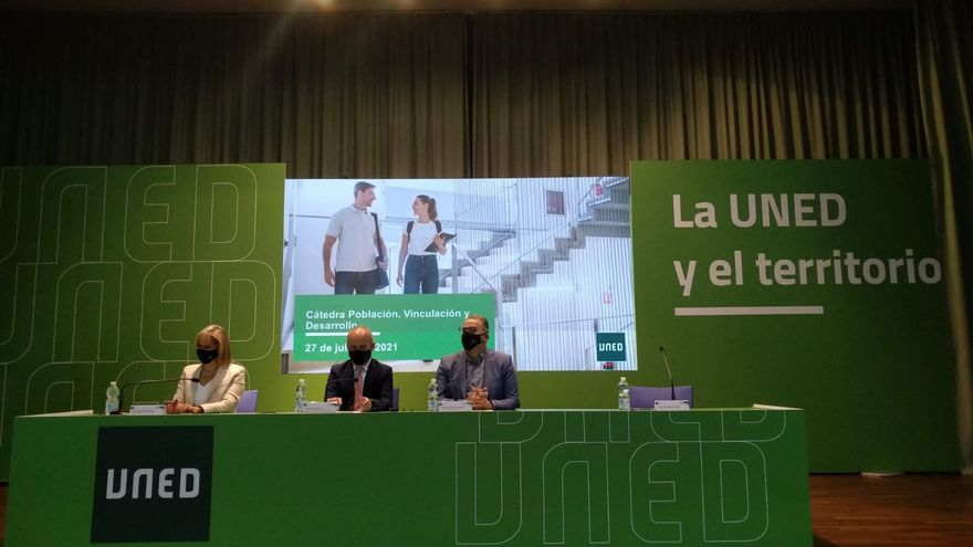 Arranca en Zamora la cátedra de Población, Vinculación y Desarrollo de la UNED