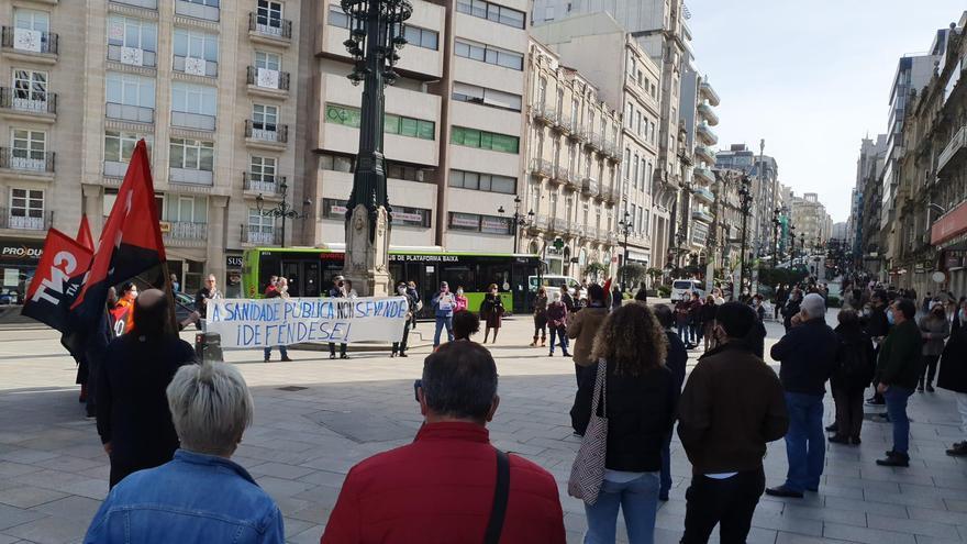 """La CGT exige el """"blindaje"""" de la sanidad pública"""
