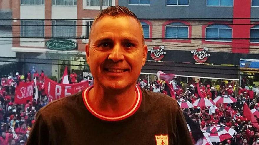 El fútbol colombiano habla hoy valenciano