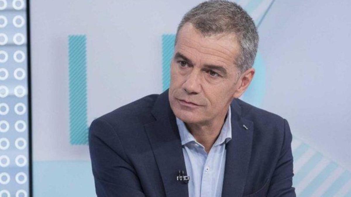 Toni Cantó, objeto de las críticas tras burlarse de Pedro Duque