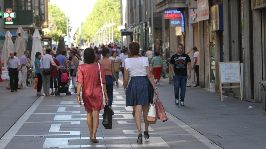 El consumo se recupera impulsado por el fin de las restricciones