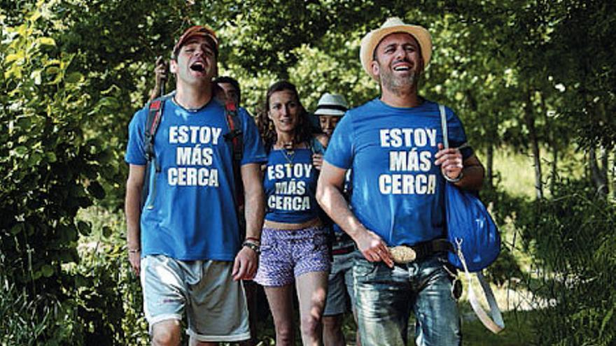 Oviedo/Uviéu, cine en el Camino: 'Al final del camino'