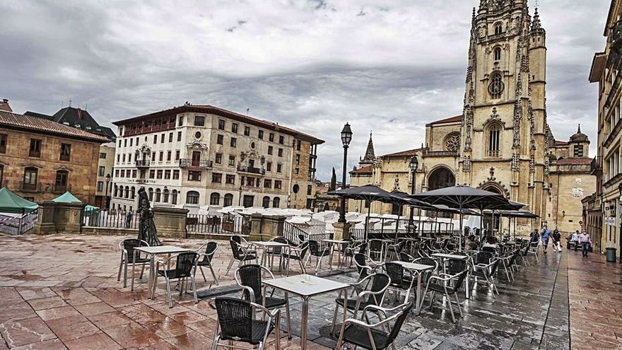 Vuelve el orbayu a Asturias y bajan las temperaturas ligeramente