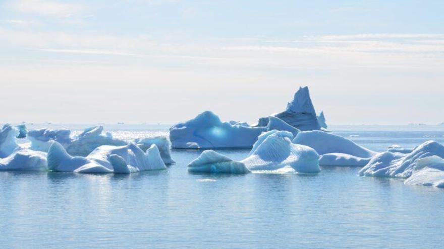 El Ártico sigue derritiéndose; no hubo mejora en 2020