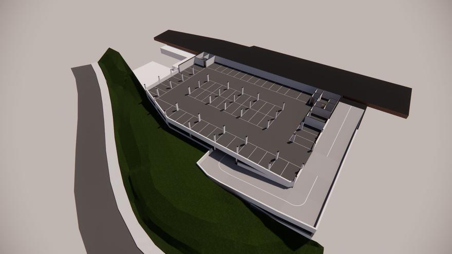 La Diputación de Málaga elabora el proyecto de un parking con 180 plazas en Gaucín