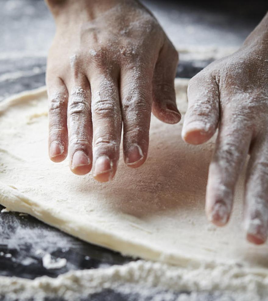 Pan, masa de pizza y lentejas, las recetas más buscadas en 2020