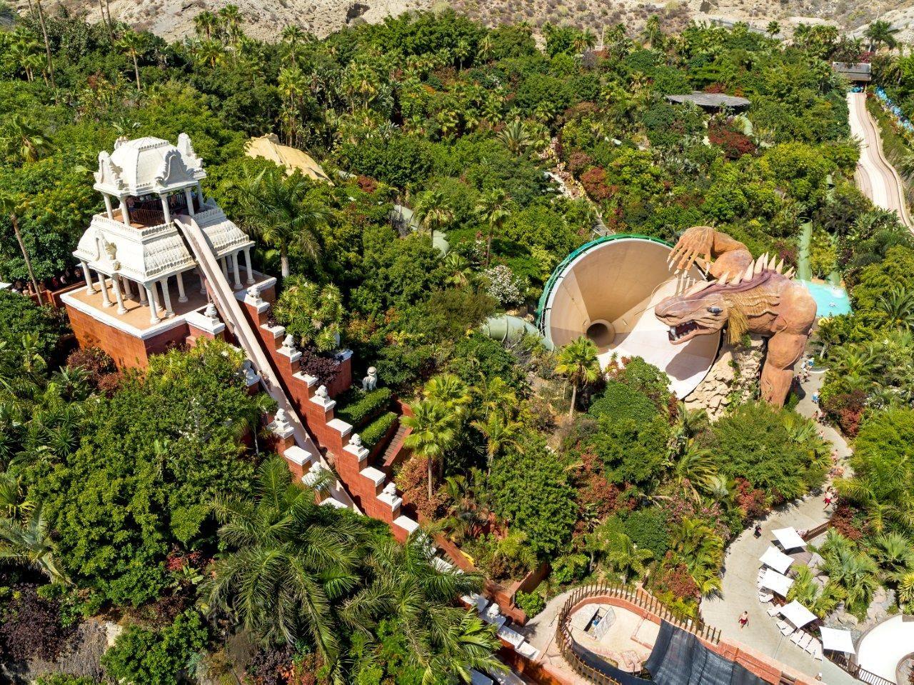 Siam Park, mejor parque acuático de Europa por noveno año consecutivo