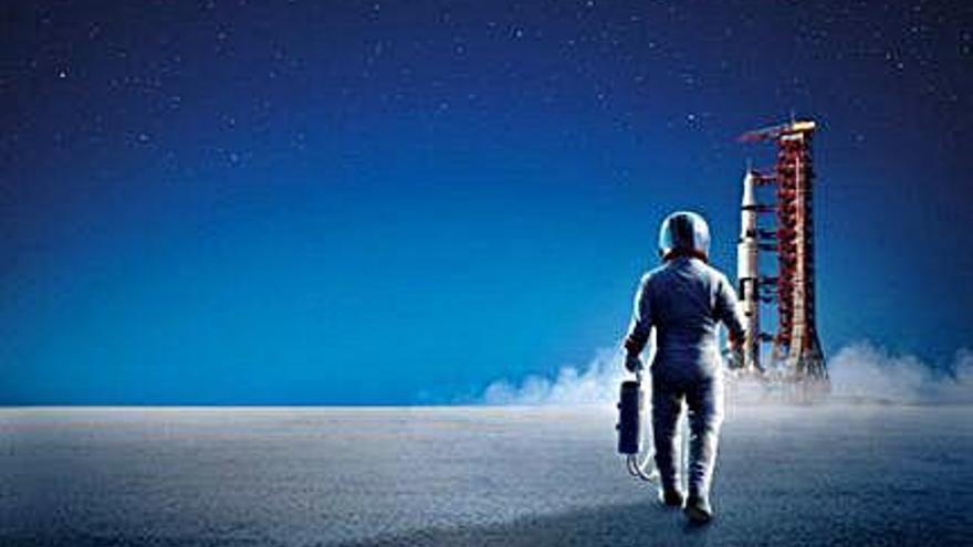 #0 de Movistar+ celebra  els 50 anys de l'arribada de Neil Amstrong a la Lluna