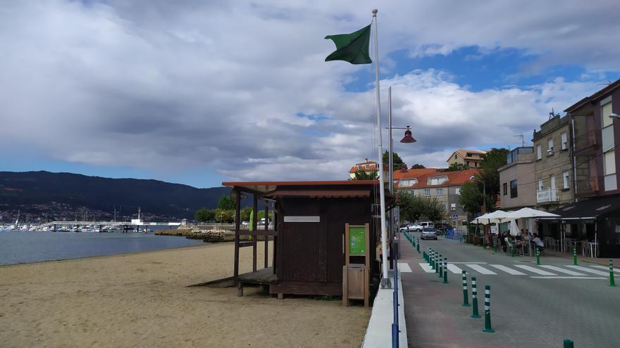 Arealonga recupera la bandera verde al mejorar la analítica de sus aguas