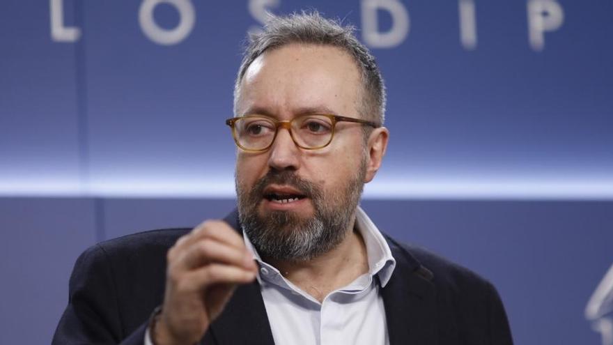 Girauta se da de baja de Ciudadanos tras el apoyo del partido al estado de alarma