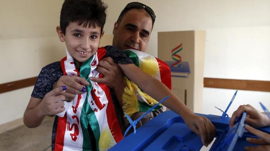 El Kurdistan iraquià decideix el seu futur amb un referèndum