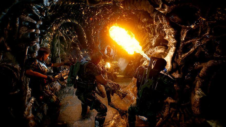 Aliens Fireteam: todos los detalles del nuevo juego de supervivencia de la franquicia