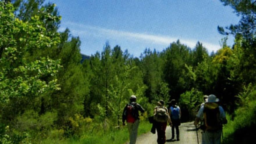 Ruta: De las Fuentes del Algar al Paso de los Bandoleros