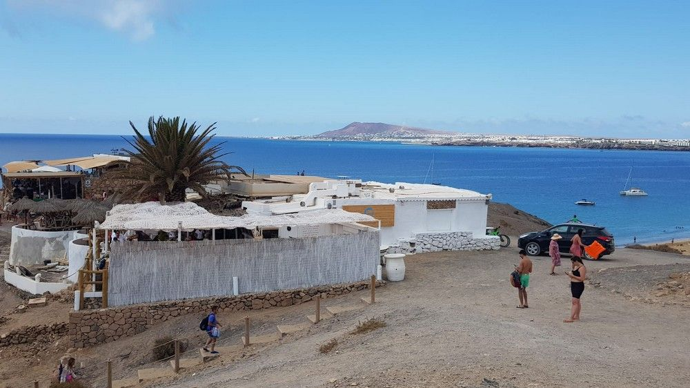 Tiempo en la provincia de Las Palmas (31/08/2021)
