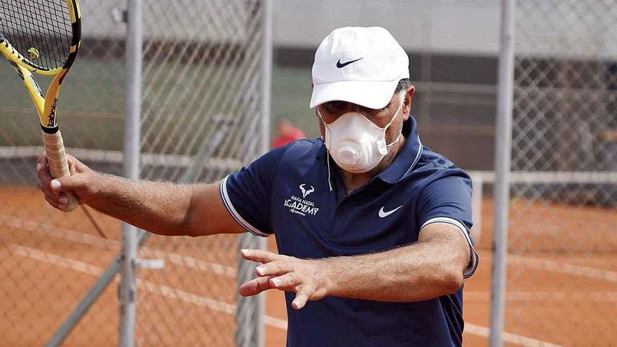 Auf Mallorca darf wieder Golf und Tennis gespielt werden