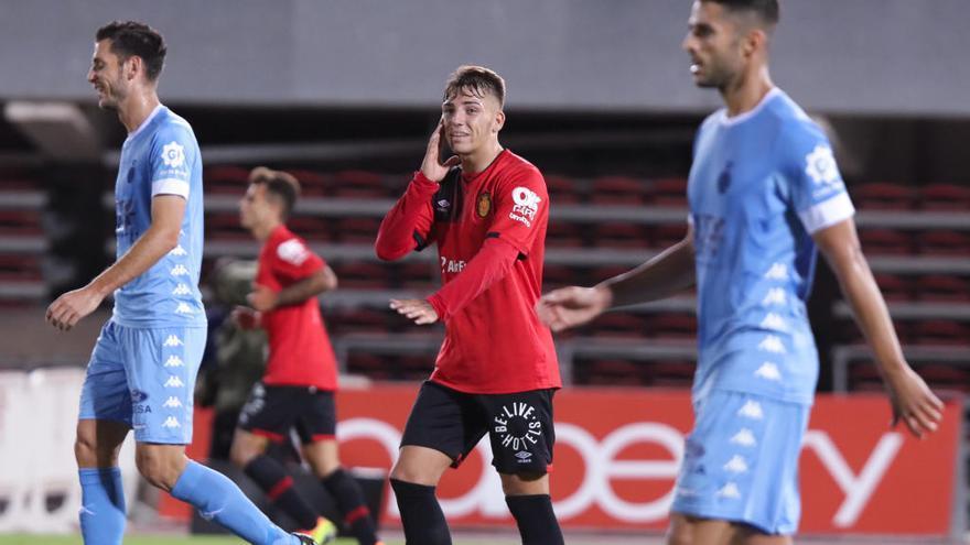 El mallorquín Brandon Thomas se marcha cedido al Girona