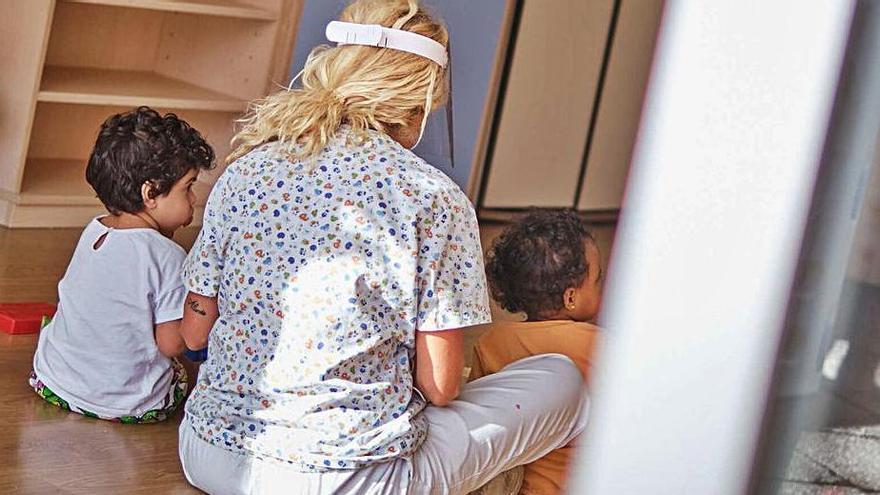 Los centros infantiles peligran ante el retraso de las ayudas de Educación