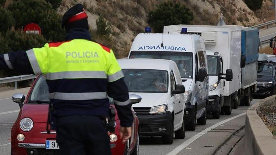 La Generalitat ultima la decisió sobre el confinament comarcal a Catalunya