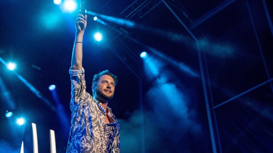 Manuel Carrasco actuará el 10 de julio en Starlite