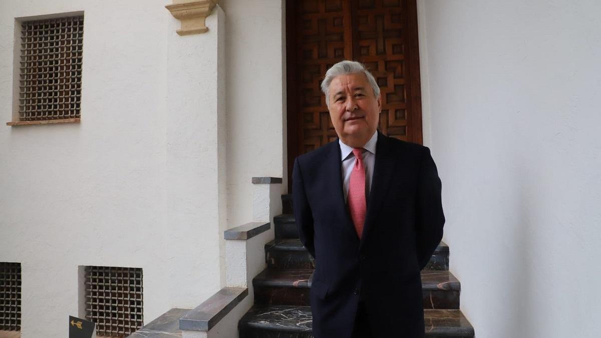 Francisco Moreno asume la presidencia de la Fundación Gala