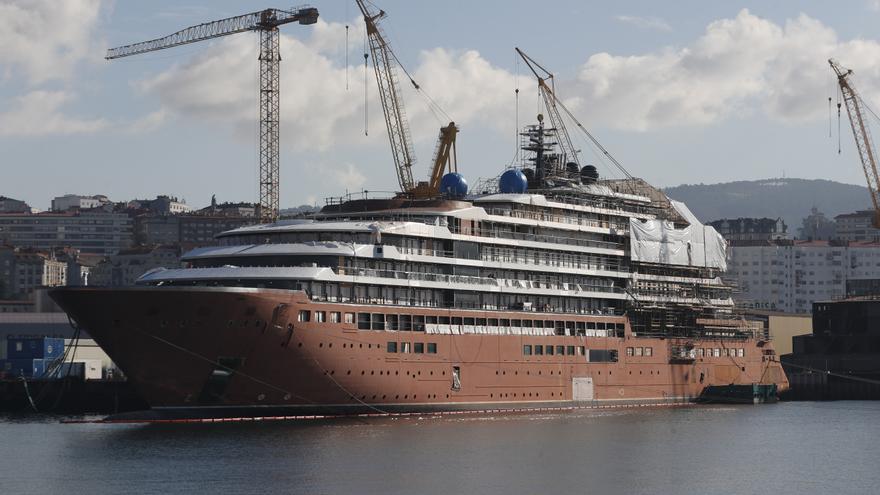 "Ritz-Carlton retrasa a julio el viaje inaugural del crucero ""Evrima"""